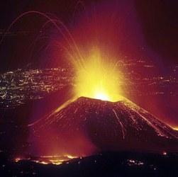 «Добрый» вулкан