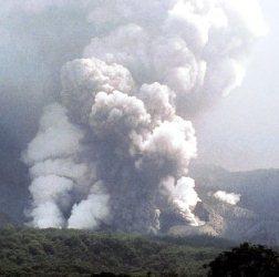 О некоторых вулканах Индонезии