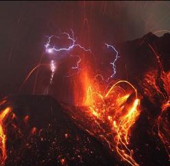 Явления, связанные с извержением Кракатау