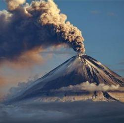 Легенды о вулканах