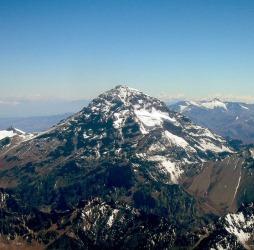 Аконкагуа — самый высокий в мире потухший вулкан