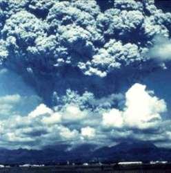 Гавайский и плинианский типы извержения вулканов