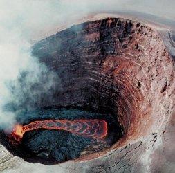 Пелейский, подледный тип и извержение пепловых потов