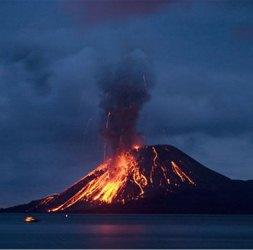 О страшном извержении 1883 года