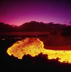 Последствия страшного извержения Санторина