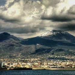 Исследования вулкана Везувий