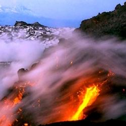 Свойства вулканической лавы