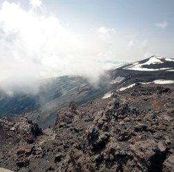 Этна: извержение 1169 года