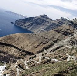 Вулканическая деятельность Санторина