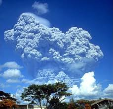 Как вулканы влияют на климат