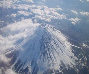 Скорый взрыв Фудзиямы в Японии