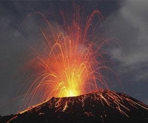 Самые красивые вулканы планеты
