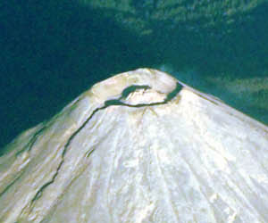 Колима – самый опасный вулкан в Мексике