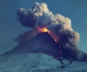 Самые неспокойные вулканы
