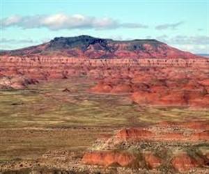 В Украине есть собственный вулкан, пустыня и каньон